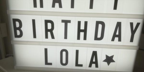 anniversaire enfant - abc-diy